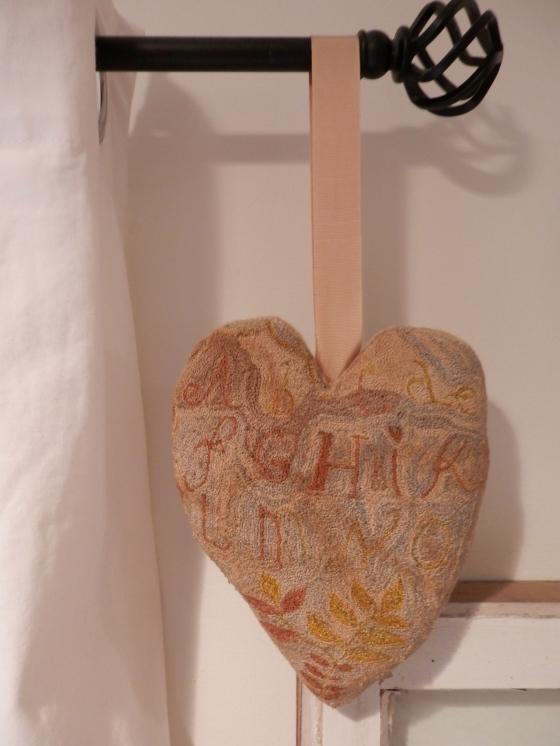 sampler heart