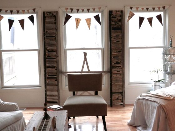 bunting and had-to-have shutters