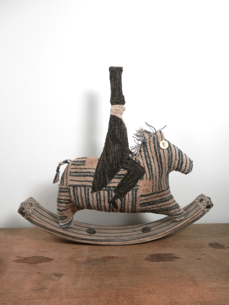 arabian rocking horse plan toys