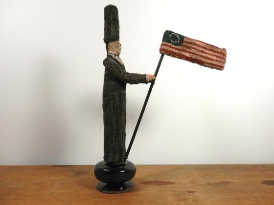 patriotic gentleman