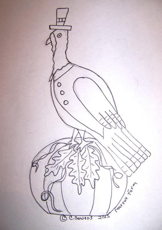 cathy's turkey