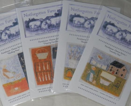 farmhouse chores series