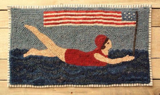 merrie's swimmer